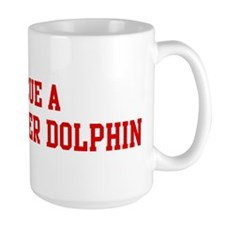Rescue Ganges River Dolphin Mug