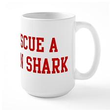 Rescue Horn Shark Mug