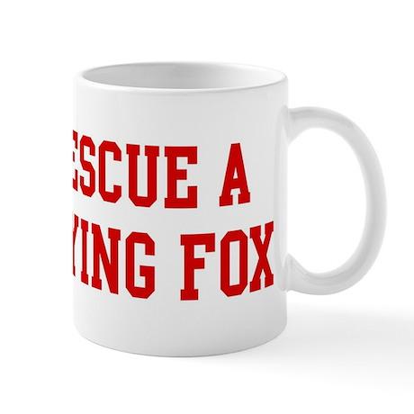 Rescue Flying Fox Mug
