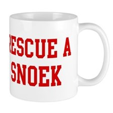 Rescue Snoek Mug