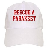 Parakeet Baseball Cap