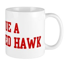 Rescue Red-Tailed Hawk Mug