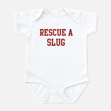 Rescue Slug Infant Bodysuit
