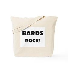 Bards ROCK Tote Bag