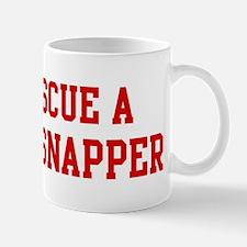 Rescue Red Snapper Mug