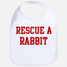 Rescue Rabbit Bib