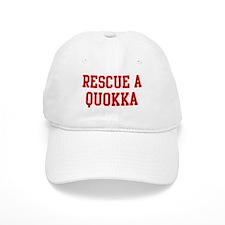 Rescue Quokka Baseball Cap