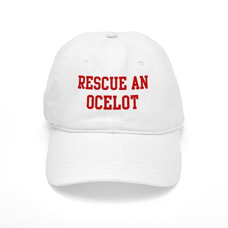 Rescue Ocelot Cap