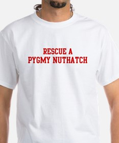 Rescue Pygmy Nuthatch Shirt