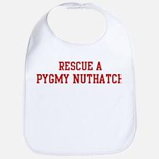 Rescue Pygmy Nuthatch Bib