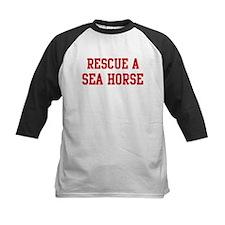 Rescue Sea Horse Tee
