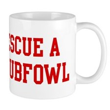 Rescue Scrubfowl Mug