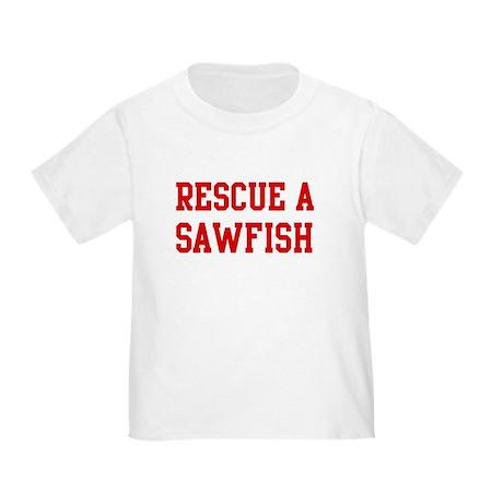 Rescue Sawfish Toddler T-Shirt