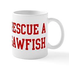 Rescue Sawfish Mug