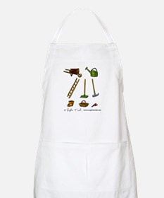 In the Garden Apron by Sophie Turrel