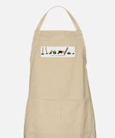 Garden Tools Apron by Sophie Turrel