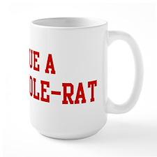 Rescue Naked Mole-Rat Mug