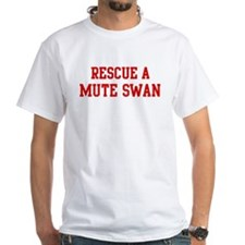 Rescue Mute Swan Shirt