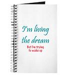Living The Dream Journal