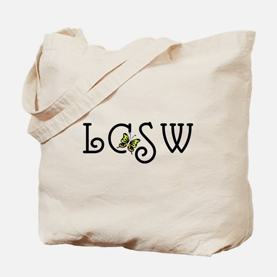 LCSW Tote Bag