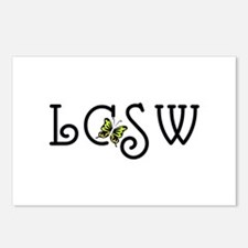 LCSW Postcards (Package of 8)