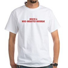 Rescue Rose-Breasted Grosbeak Shirt