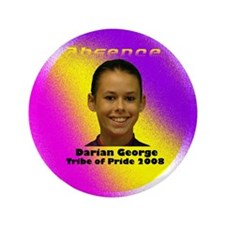 "Darian George 3.5"" Button"