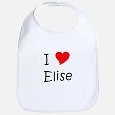 Cute Elise Bib