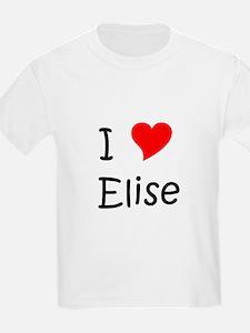 Cool Elise T-Shirt