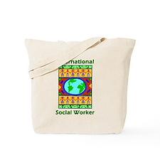 International Social Worker Tote Bag