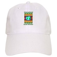 International Social Worker Baseball Cap