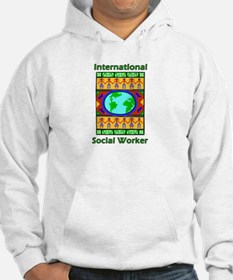 International Social Worker Hoodie