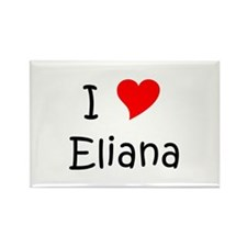 Eliana Rectangle Magnet