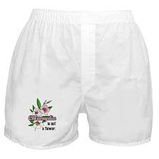 Chlamydia Flower Boxer Shorts