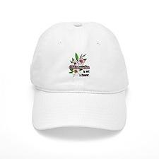 Chlamydia Flower Baseball Cap