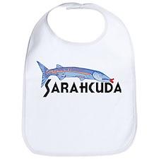 SarahCuda Palin Barracuda Bib