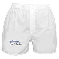 SarahCuda Palin Barracuda Boxer Shorts