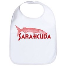 Sarah Palin Pink Barracuda Bib