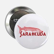 """Sarah Palin Pink Barracuda 2.25"""" Button"""
