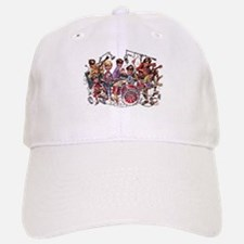 Cowsills 1960s Cartoon Hat