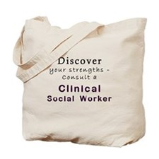Strengths Perspective Tote Bag