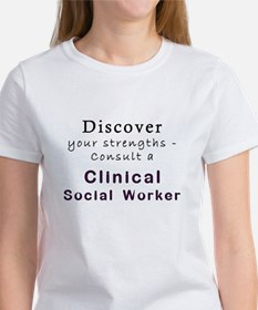 Strengths Perspective Tee
