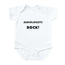 Audiologists ROCK Infant Bodysuit