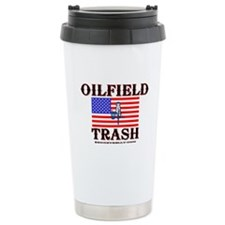 American Oilfield Trash Travel Mug