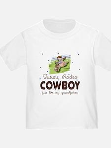 Future Rodeo Cowboy like Grandpa T