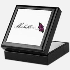 Michelle Keepsake Box