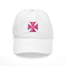 Marble (Pink) Baseball Cap