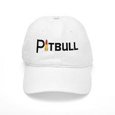 Palin Pitbull with Lipstick Baseball Cap
