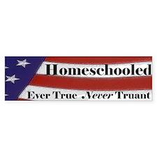Homeschooled Ever True Never Truant