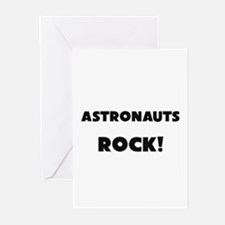 Astronauts ROCK Greeting Cards (Pk of 10)